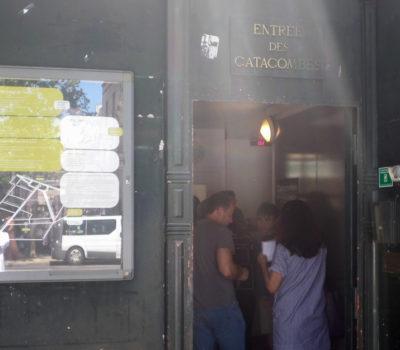 Pariser Katakomben