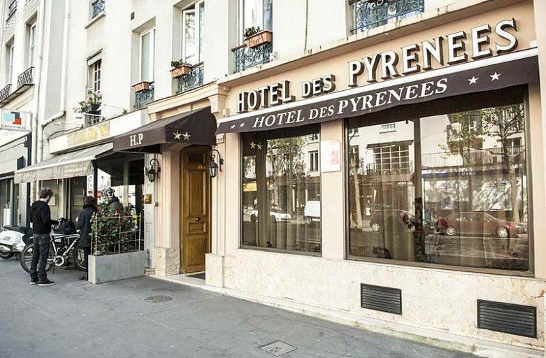 Zentrum: HOTEL DES PYRENEES