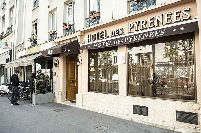 Hotel Bastille Ibis