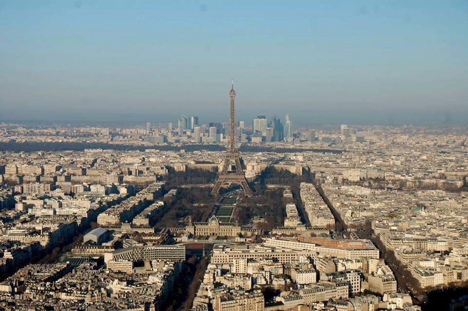 Pourquoi venir à Paris?