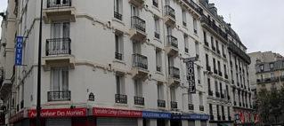 Hotel Angleterre Paris