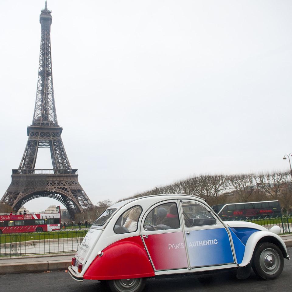 Angebote für Klassenfahrten nach Paris