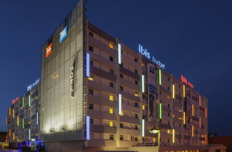 Zentrum: ETAP IBIS HOTEL PORTE DE BAGNOLET