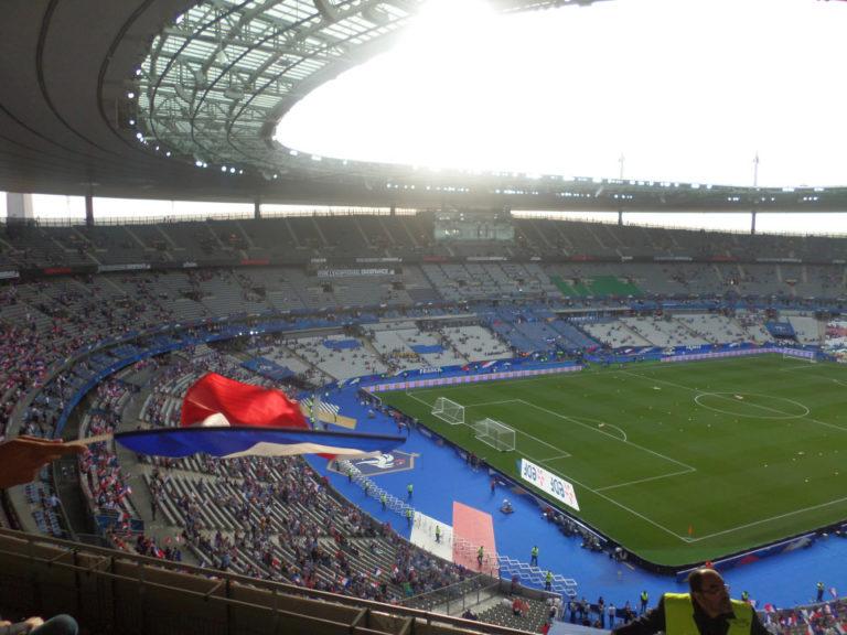 Fußballstadion Paris