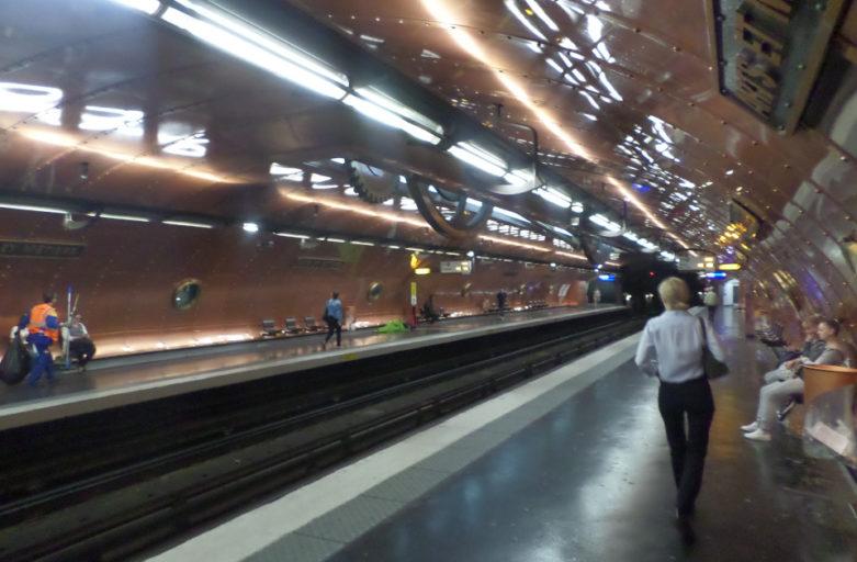U-Bahn Stationen