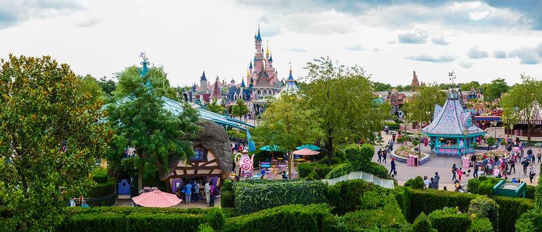 Das Disneyland Paris baut an!